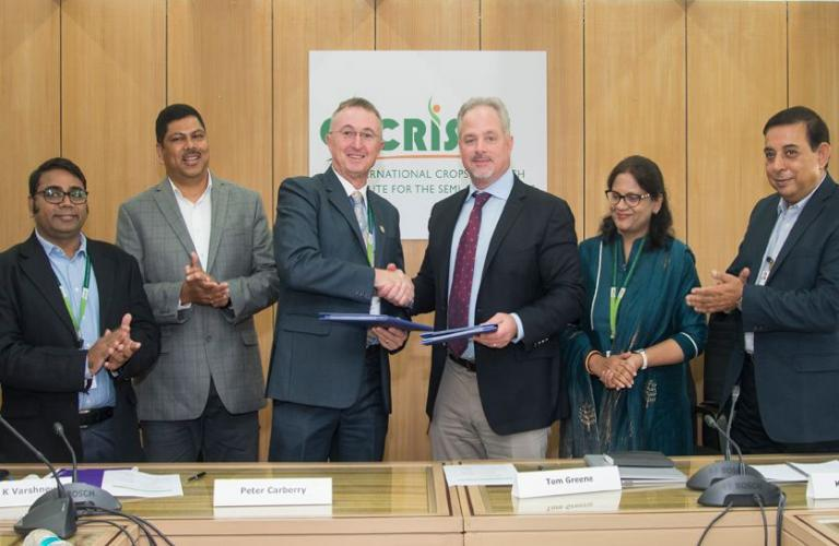 ICRISAT, DowDuPont to share advance breeding technologies