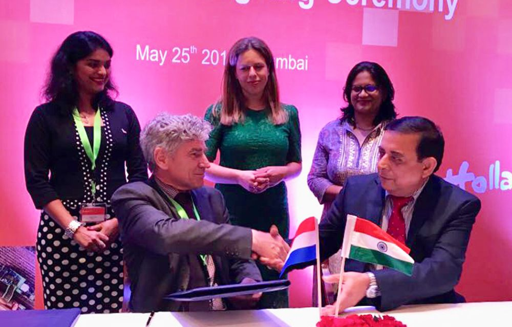 ICRISAT, KeyGene join hands for crop innovations