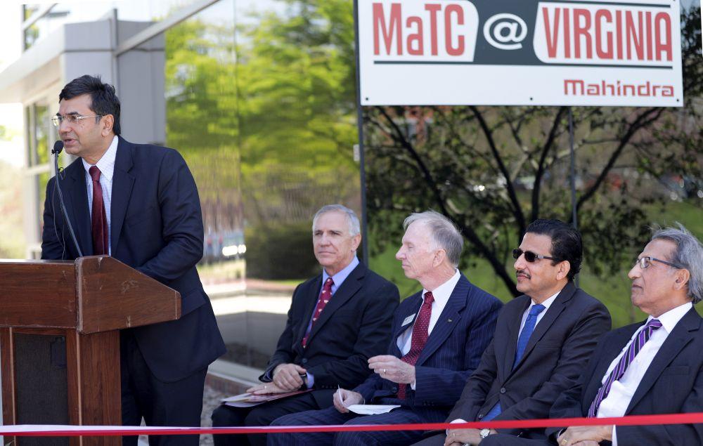 Mahindra to establish Ag Tech Center at Virginia Tech Corporate Research Center