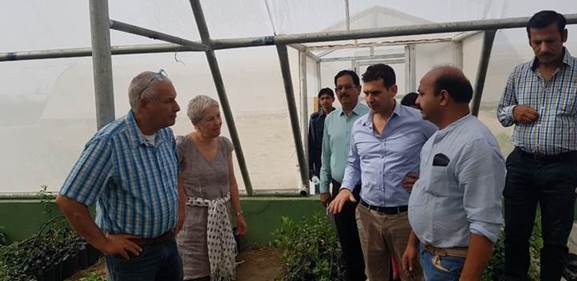 Israel-India intensify partnership in post-harvest management