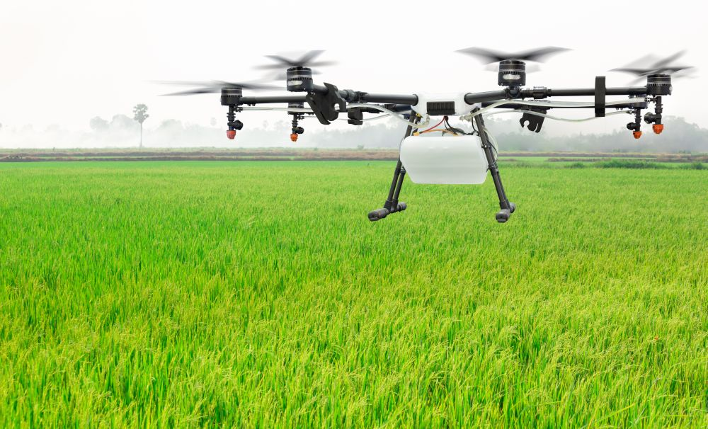 7 benefits of Remote Sensing & GIS in agriculture