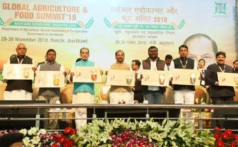 Jharkhand CM hails farmers' contribution in nation building