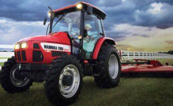 Mahindra's domestic tractor sales grow in November, exports decline