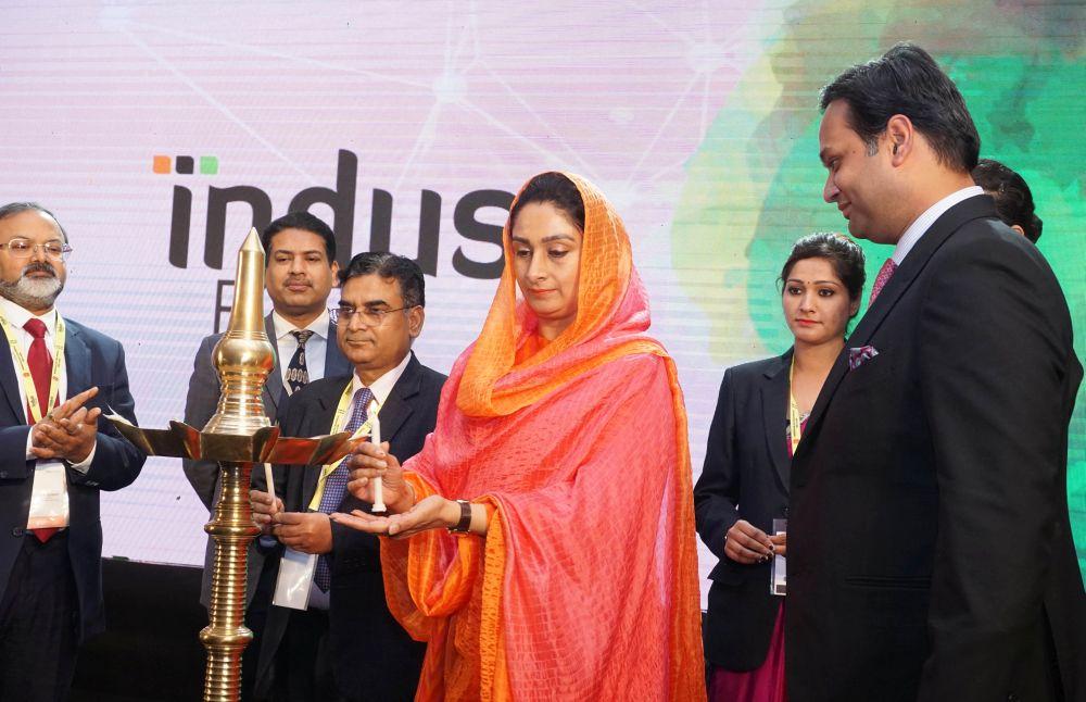 Harsimrat Kaur inaugurates Indus Food-II, food & beverage trade fair