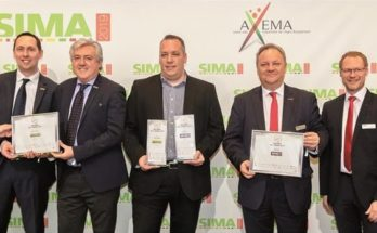 Case IH, New Holland Agriculture bag 'Machine of the Year' awards in Paris