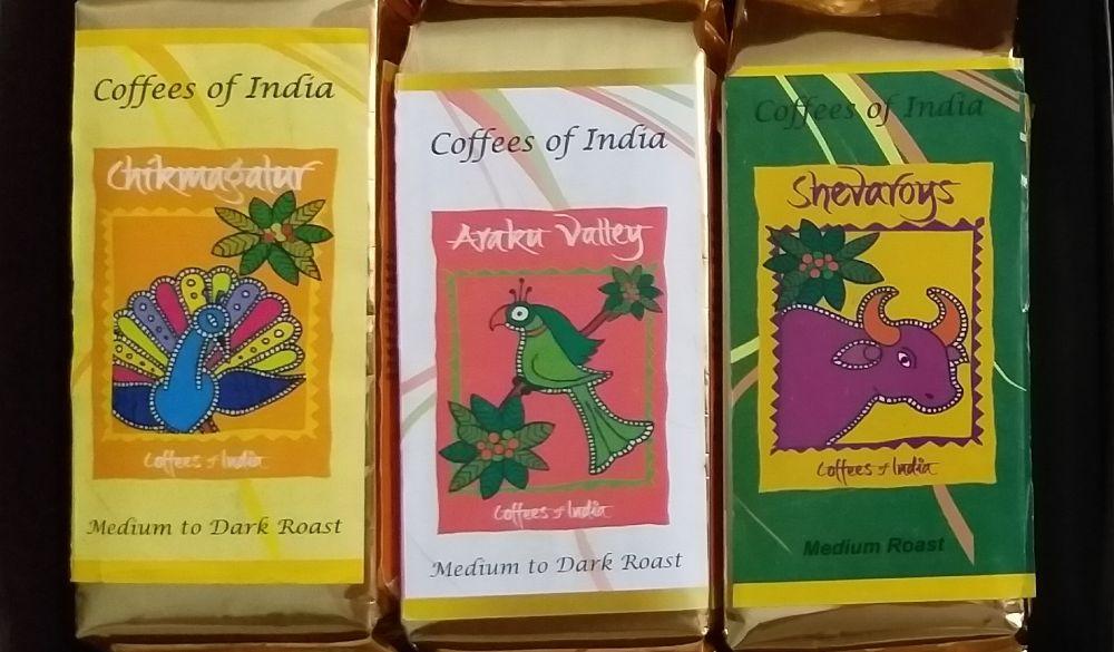 GI certification to Indian coffee varieties
