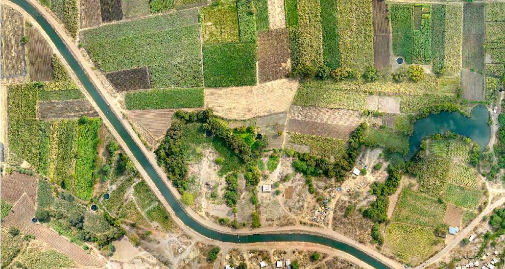 Terra Drone surveys farm land for smart water management in Maharashtra