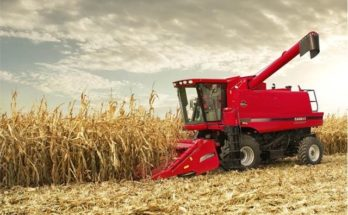Case IH launches Axial-Flow® 4000 combines in Africa & Middle East