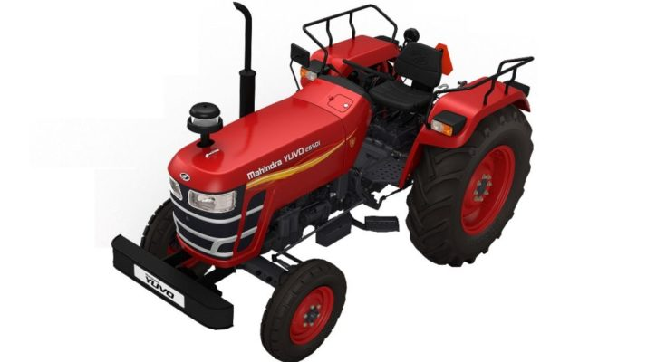 Deficient monsoon: Mahindra's tractor sales declines in June