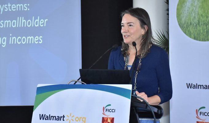 Walmart Foundation to make technology accessible to small farmers