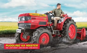 Economic slowdown cripples Mahindra tractors, sales down by 15% Aug'19