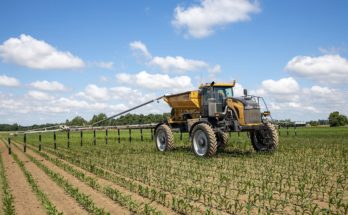 AGCO launches Drop Tube Kit RoGator AirMax Precision R1/R2