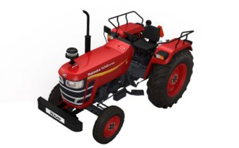 Mahindra's domestic tractor sales surge 12% in June 2020