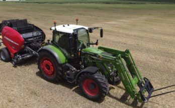 AGCO debuts FendtONE operator interface
