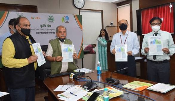 Agriculture Minister launches ICAR's Krishi Megh, a step towards digital agriculture