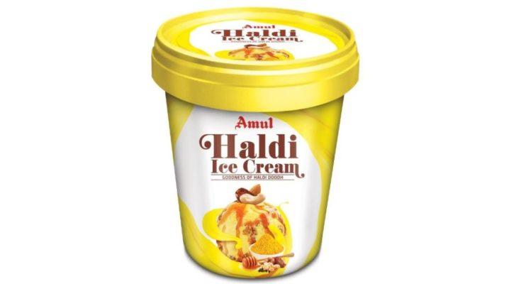 Amul launches 'Haldi Ice Cream' to boost immunity amid COVID-19