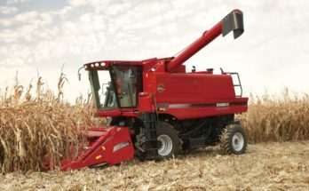 Case IH puts Axial-Flow 4088 combine harvester to test in African conditions