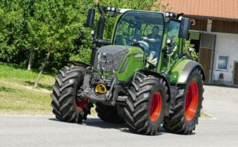 AGCO to launch Fendt 300 Vario series tractors in 2022