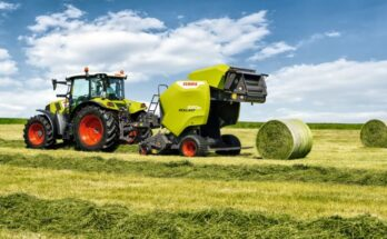 CLAAS launches a new series of straw balers in India