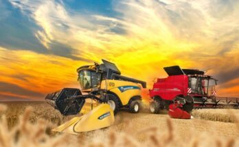 CNH Industrial to bring in mega farm machinery show in Russia's Agrovision 2020