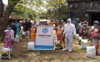 Corteva partners with Govt, local communities to ensure health & safety of farmers during pandemic