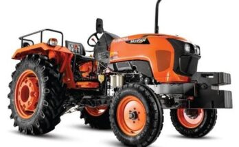 Kubota to make its best-selling MU4501 tractor in India