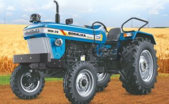 Sonalika Tractors registers record 80% growth in August 2020