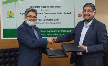 AIC and India Post Payments Bank tie-up for distribution of crop insurance schemes