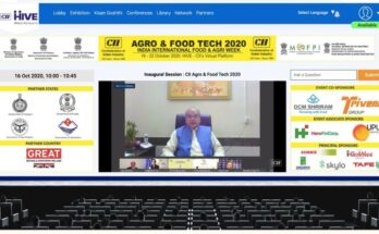 Agriculture minister inaugurates Food & Agri Week 2020