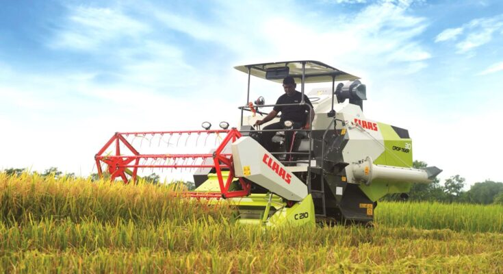 CLAAS India launches next gen of CROP TIGER TERRA TRAC