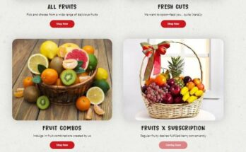 INI Farms launches e-commerce portal for fresh fruits
