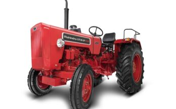 Mahindra's domestic tractor sales grow 18% in September 2020