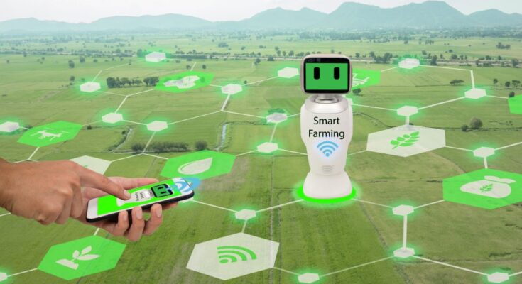 Smart agriculture market size is estimated to reach US$ 29 billion by 2027: Valuates Reports