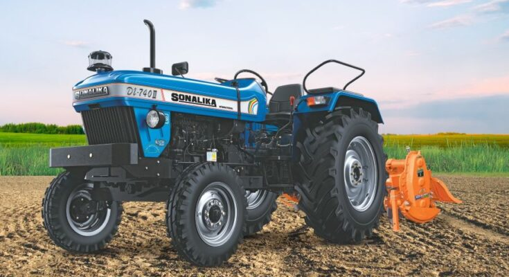 Sonalika records highest ever H1 sales of tractors & implements in FY'21