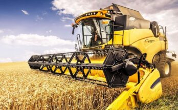 AI-enabled harvesters reap 720,000 tonnes of crops