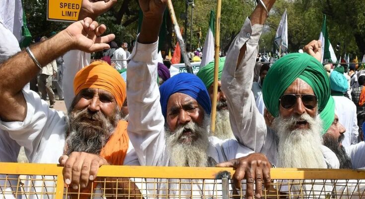 Farmers' protest to intensify in all states from Dec 1, 2020