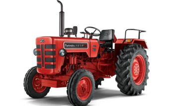 Mahindra Tractors sells 45,588 units in India in Oct 2020