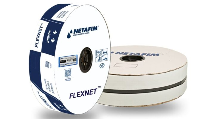 Netafim India launches FlexNet™ to boost next generation farming