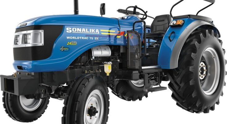 Sonalika delivers record 19,000 tractors in October 2020