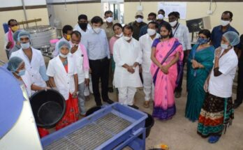 Telangana minister launches tribal women-owned food processing unit