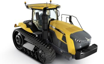 AGCO launches all-new Challenger MT800 Series track tractors