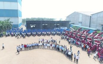 Maharashtra's two sugar mills receive full sets of Case IH and New Holland Agriculture equipment