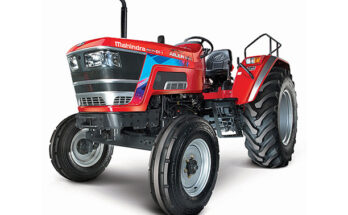 Mahindra's sells 31,619 tractors India in Nov, 2020
