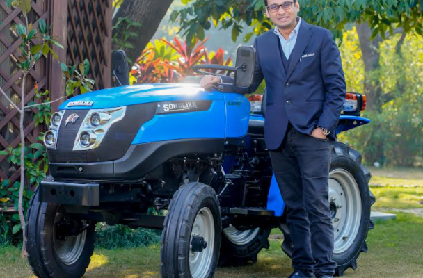 Sonalika launches India's first electric tractor, 'Tiger Electric'