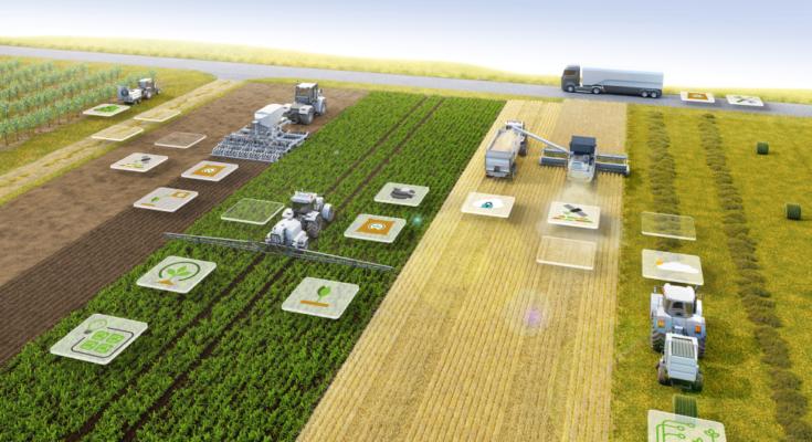 AGCO, NEVONEX to make data management easier for farmers