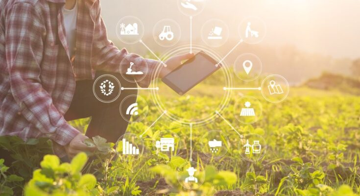 Agritech start-up, Agdhi introduces vision based intelligence in agriculture