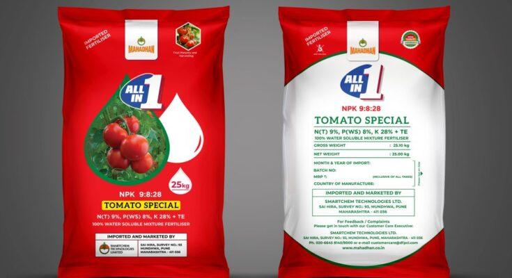 Smartchem partners with AgroStar for home delivery of fertilisers
