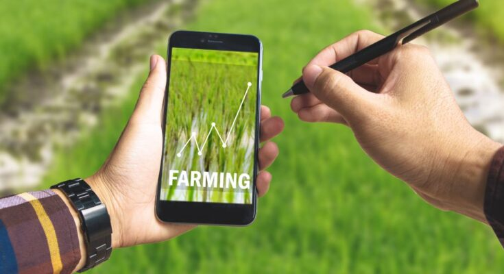 Technology can solve many of agriculture's challenges