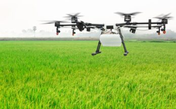 Civil Aviation Ministry grants use of drones for farm data collection