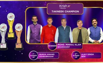 Mahindra confers Krish-e Champion Awards to progressive farmers